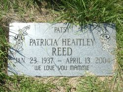 Patricia <i>Heaitley</i> Reed
