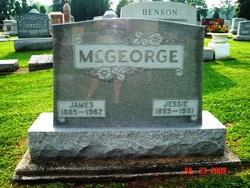 Jessie Ruby <i>Koontz</i> McGeorge