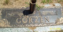 Aaron L. Gorzen