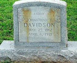 Johnathan Franklin Davidson