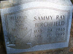 Sammy Ray Birchfield