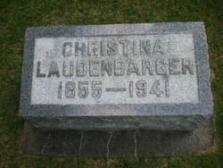 Christina <i>Geible</i> Laudenbarger