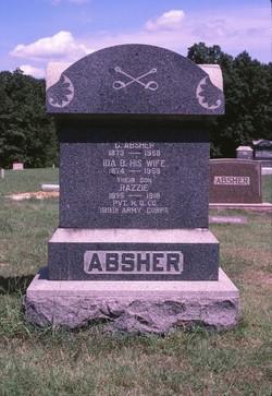 Ida <i>McLean</i> Absher