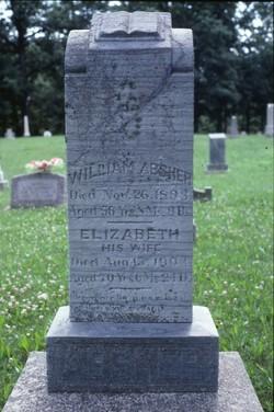 Elizabeth Jane <i>Knight</i> Absher