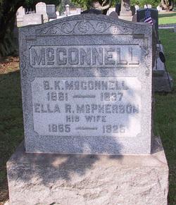 Benjamin Kelso McConnell