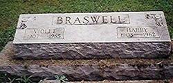 Violet <i>Arant</i> Braswell