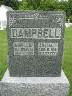 Amelia C. <i>Eby</i> Campbell