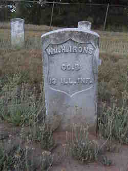 William H. Irons