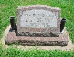 Frank Maynard Asbell