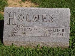 Franklin B. Holmes