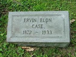 Ervin Elon Case