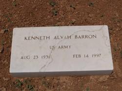Kenneth Alvah Barron
