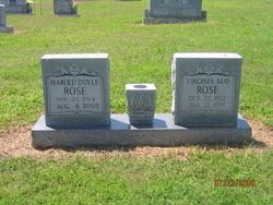Harold Doyle Rose