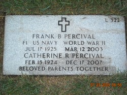 Frank Bowman Percival