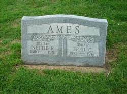 Nettie Ray <i>Clem</i> Ames