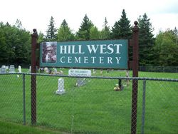 Hill West Cemetery