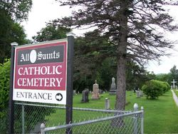 All Saints Catholic Cemetery