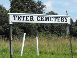 Bessie May <i>Teter</i> Eatherton