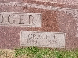 Grace Belle <i>Richey</i> Bridger