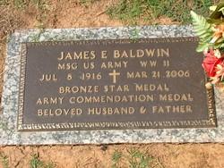 James E. Baldwin