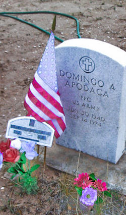 Domingo Agapito Apodaca