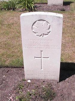 Private Frederick Cecil Adey