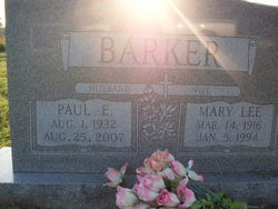 Paul E. Gene Barker
