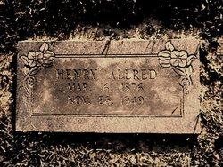 Henry Isaac Hartman Allred