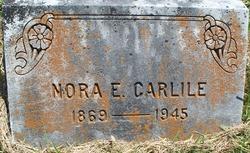 Eliza Lenora Nora <i>Hale</i> Carlile