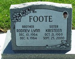 Kristeen Foote