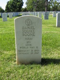 Daniel Squire Boone