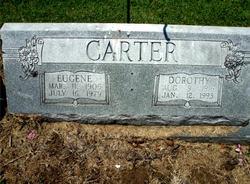 Dorothy L. <i>Hall</i> Carter