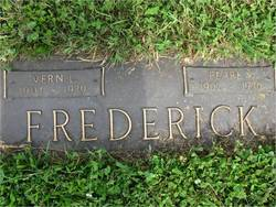 Pearl Victoria <i>Dewey</i> Fredericks