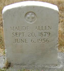 Maude Craig <i>Horehouse</i> Allen