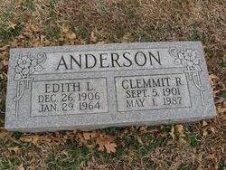 Edith L Anderson