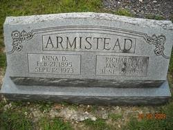 Anna D Armistead