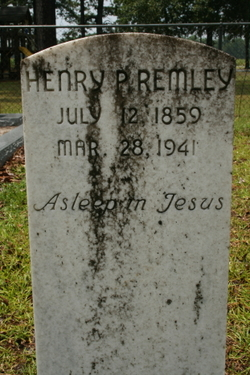 Henry J. Pringle Remley