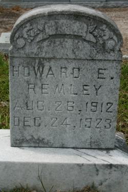 Howard Ernest Remley