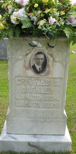 Charles S Barkley