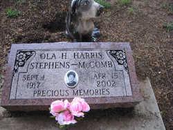 Ola Hazel <i>Harris</i> McComb