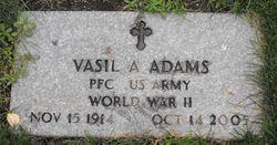 Vasil A Adams