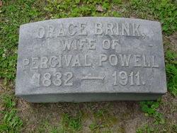 Orace <i>Brink</i> Powell