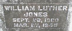 William Luther Jones