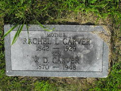 Rachel Leusina Sina Carver