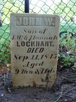 John W. Lockhart