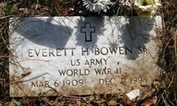 Everett H. Bowen, Sr