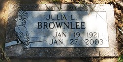 Julia L. Brownlee