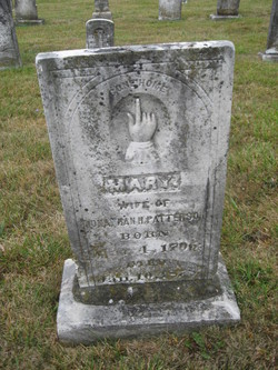 Mary Polly <i>Littlejohn</i> Patterson