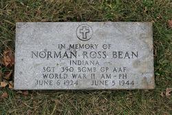 Sgt Norman Ross Bean
