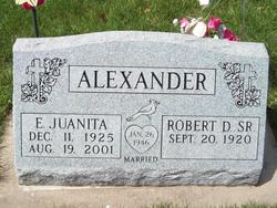 E. Juanita Alexander
